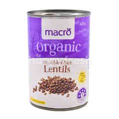 Macro Organic Lentils