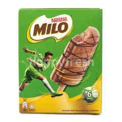Milo Stick Ice Cream (6 Pieces)