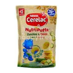 Nestle Cerelac Nutripuffs Zucchini & Onion