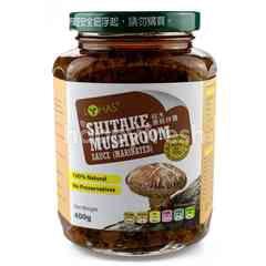 Lohas Shiitake Mushroom Sauce (Marinated)