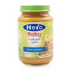 Hero Makanan Bayi dari Aneka Sayuran