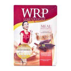WRP Susu Penurun Berat Rasa Cokelat Pengganti Makan
