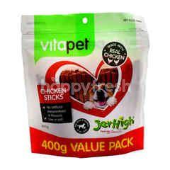 VITA PET Jerhigh Chicken Flavoured Sticks