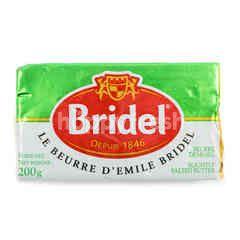 BRIDEL Slightly Salted Butter