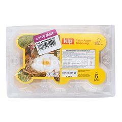 Kip Kampong Chicken Egg