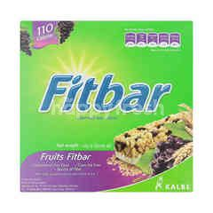 Fitbar Fruits Fiber Healthy Snack Bar