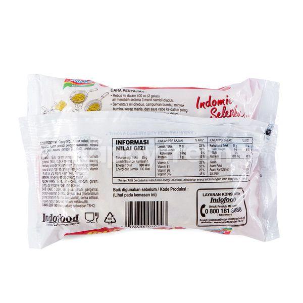 Indomie Instant Fried Noodles