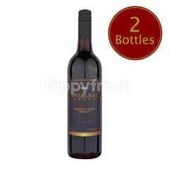 Wombat Creek Cabernet Shiraz merlot 2 Bottles