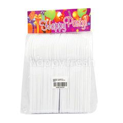 Happy Party Plastics Tablespoon