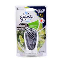 Johnson Glade Sport Mint Ice Car Air Freshener