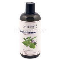 Petal Fresh Organics Shampoo Rosemary & Mint