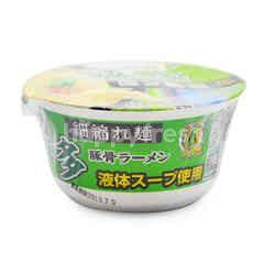 Sunaoshi Pork Bone Instant Ramen