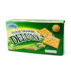 KERK Deluxe Vegetable Crackers
