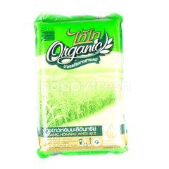 ไทไท ข้าวขาวหอมมะลิอินทรีย์