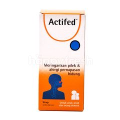 Actifed Relief Cold and Rhinitis Allergy