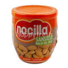 นอซิลล่า ทาขนมปัง รสช็อกโกแลตผสมอัลมอนด์
