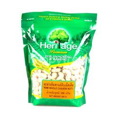 Heritage Raw Whole Cashew Nuts