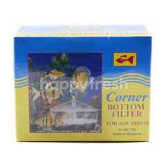 GUPPY Corner Bottom Filter