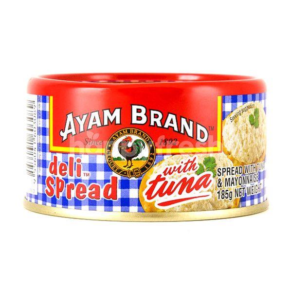 Ayam Brand Tuna Spread With Mayonnaise