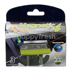 Razor King Magnetic 4 Razor