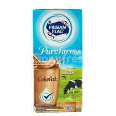 Frisian Flag Family Chocolate UHT Milk