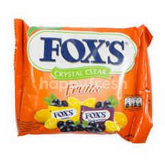 Fox's Crystal Clear Fruits Candy