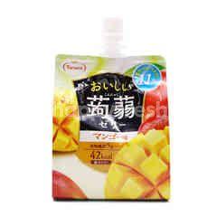 Tarami Oshii Kanjac Jelly Mango Flavor