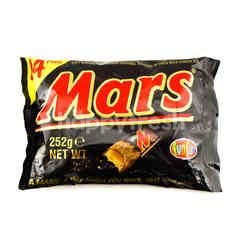 Mars Fun Size Chocolate Bars (14 Pieces)