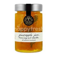 East Java & Co Pineapple Jam with Rosemary and Vanilla