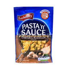 Batchelors Pasta 'N' Sauce-  Chicken & Mushroom Flavour