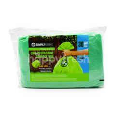 Simply Living Oxo-Degradable Garbage Bag