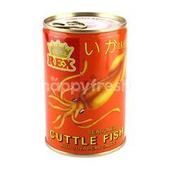 Rex Seasoned Cuttle Fish