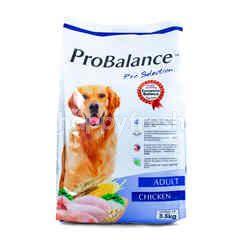 ProBalance Pro Selction Makanan Anjing Dewasa Rasa Ayam