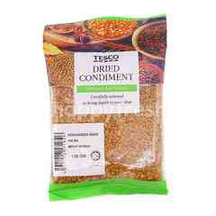 Tesco Dried Condiment Fenugreek Seed