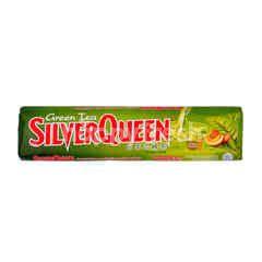 Silver Queen Cokelat Susu Rasa Teh Hijau Jepang
