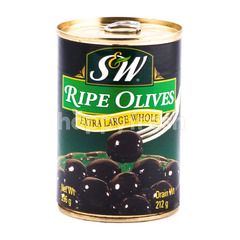 S&W Ripe Olives