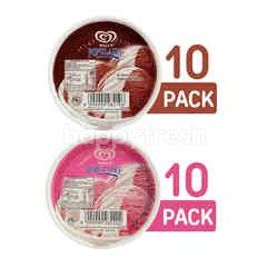 Wall's Ice Cream Populaire Package