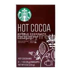 Starbucks Kakao Panas Cokelat Ganda