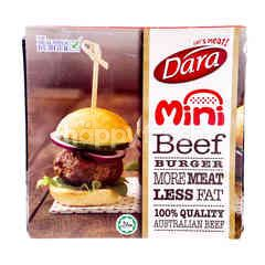 Dara Mini Beef Burger