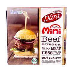 Dara Mini Beef Burger