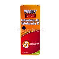 Woods' Peppermint Antitussive Batuk Tidak Berdahak