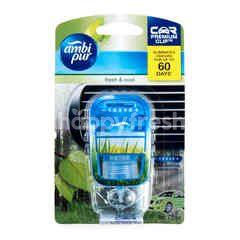 Ambi Pur Car Freshener Premium Clip Fresh & Cool