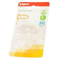 Pigeon Silicone Pacifier 3 Step