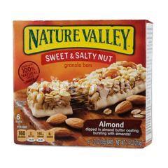 Nature Valley Granola Bars Almond