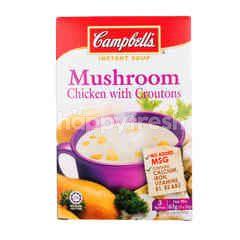 Campbell's Mushroom Chicken Soup