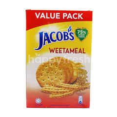 Jacobs Wheetameal Cracker