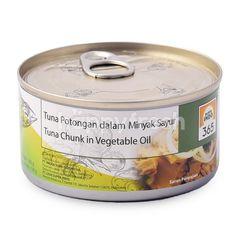 Super Indo 365 Tuna Potongan dalam Minyak Sayur