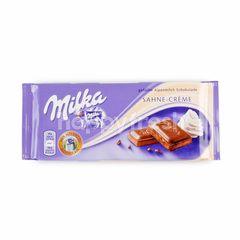 Milka Milk Chocolate Sahne Cream