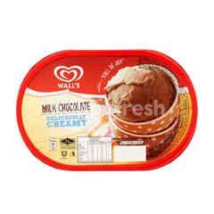 Wall's Milk Chocolate Ice Cream