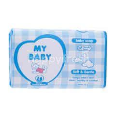 My Baby Sabun Batang Halus dan Lembut